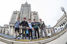 Další cesta Darkslide týmu vedla do Varšavy