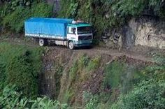 dangerous roads in the world pics - Google Search