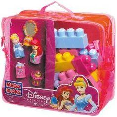 Mega Bloks Disney Princess Maxi Blocks Bag Play Set review Picture