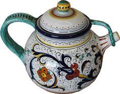 FIMA Deruta Ricco Tea Pot