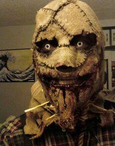 Burlap scarecrow                                                       …