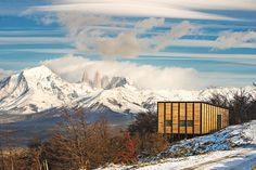 Awasi Patagonia, Chile - The Hot List 2014 | Condé Nast Traveller - 2014