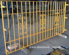 Window Grill Design Modern, Window Design, Door Design, Steel Gate Design, Iron Gate Design, Window Security Bars, Metal Garden Trellis, Burglar Bars, Iron Balcony