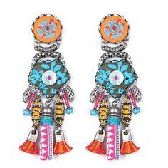 Setty Gallery - Hot Tamale Earrings From Ayala Bar Jewelry, $210 (http://www.settygallery.com/ayala-bar/hot-tamale-earrings-from-ayala-bar-jewelry/)