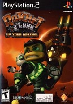 Ratchet & Clank: Up Your Arsenal [Black Label] (Sony PlayStation 2, 2005)