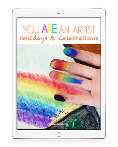 10 Holidays and Celebrations Video Art Lessons at Chalk Pastel. Art for all ages. Easter crown of thorns free lesson. Chalk Pastel Art, Chalk Pastels, Great Backyard Bird Count, Cow Appreciation Day, Alone Art, Art Curriculum, Crown Of Thorns, Art Courses, Nature Journal