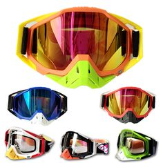 fe96d92f070d Brand New Racecraft Motorcycle glasses Motocross Goggles Oculos Cycling  Gafas Racing MX Goggle