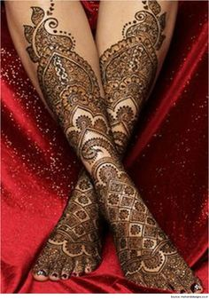 Indian Mehndi Designs for Hands | Bridal Mehndi Designs
