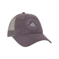 Mountain Khakis Trucker Cap - Charcoal (37 CAD) ❤ liked on Polyvore featuring accessories, hats, black, holiday hats, trucker hat, cocktail hat, truck caps and mountain khakis