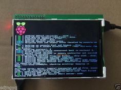 Python raspberry pi lcd screen