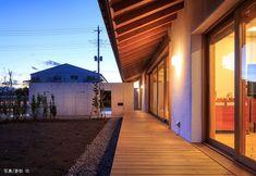 テラス(素直な家) - アウトドア事例|SUVACO(スバコ)
