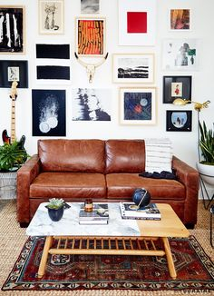 This Starlet's L.A. Loft Is Every Millennial's Dream Apartment via @MyDomaine