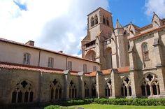 Abbatiale Saint-Robert - La Chaise-Dieu