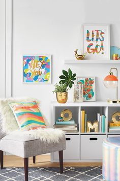 Say It Loud - Brighten Your Home For 2017 With Oh Joy! - Photos