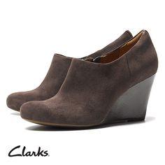 Clarks Autumn/Winter 2014 Collection | Sneak Peek | shoes | wedges