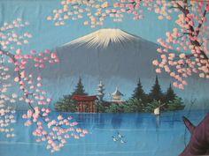 Japanese scene