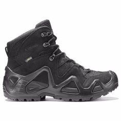 Lowa Zephyr GTX Mid TF Boots - Black (31053)