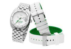 La Stan Smith d'Adidas, c'est aussi une montre! - Adidas rend un bel hommage à ses baskets Stan Smith