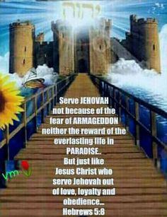 ~Hebrews 5:8~                                                                                                                                                                                 More