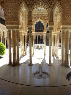 Alhumbra Granada ...... was recommended the Rambutan guesthouse/hostel (Andalucia)
