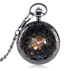 Watches Fashion Solar System Theme Glass Dome Pendant Necklace Fob Pocket Watch Gift For Birthday Christmas Convenience Goods