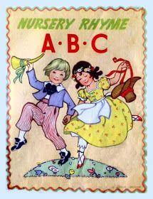 Soloillustratori: E.W.B. Childrens Alphabet, Alphabet Book, Animal Alphabet, Vintage Art Prints, Vintage Lettering, Nursery Rhymes Poems, Erte Art, Japanese Drawings, Abc For Kids