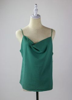 Belong in your Camisole Girl Gang, Sky High, Cowl Neck, Wardrobe Staples, Denim Jeans, Camisole, High Heels, Pink, Colour