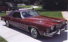 image of a 1973 pontiac grand prix | 1973 Pontiac Grand Prix Picture 2  One of the most Classy disigns for Pontiac. Beautiful fashioned long hood, boat tail rear.  gorgeous interior.