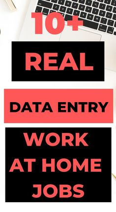 Legitimate Data Entry Work From Home Jobs Legitimate Data Entry Work From Home Jobs,Money Tired of all the work from home scams? These companies hire for legitimate work from home jobs doing data entry. Online Jobs From Home, Online Work, Earn Money From Home, Way To Make Money, Quick Money, Best Home Business, Business Ideas, Work From Home Opportunities, Business Opportunities
