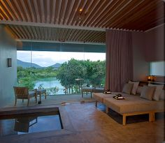 Amanresorts - Luxury resort hoteles de Bali, India, Sri Lanka, en Todo el Mundo - Tour de fotos