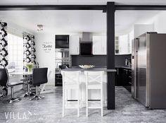Lauantai ja yhteinen ruokahetki 😍 tässä keittiössä, KYLLÄ kiitos 😃 #asuntounelmia_unelmaasuntoja . . Kiitos kuvasta ➡ Rivitalo, 3h+k+s, 76,5 m2, Kangasala, Ranta-Koivisto, Tammipolku 6 #Kohdenumero9788860 👌 (paikassa Kangasala)