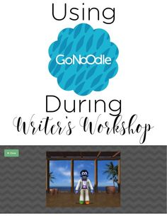 The Primary Powers bloggers have teamed up with the fabulous people from GoNoodle to share some great ideas for implementing GoNoodle in the classroom and some great prizes! Be sure to read to the end because you won't want to miss this! I wanted to share