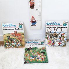 Orangevertevintage — Livre Vintage Mes premiers voyages autour du monde Disney