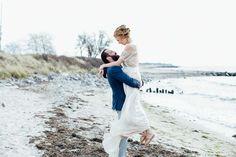 Ein Ja am Meer: Eine Strandhochzeit auf Fehmarn | Hochzeitsblog - The Little Wedding Corner