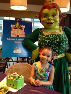 Experience #Summer Fun with #Shrek & Friends at Gaylord Hotels!
