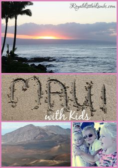 A week in Maui can be a blissful and relaxing time, even with kids.