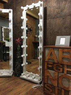 Купить Гримерное зеркало SAN FRANCISCO. 180-60 - комбинированный, зеркало, купить зеркало