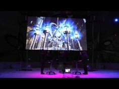 Stanford Virtual Reality Concert Featuring Oculus Rift And Leap Motion Controllers