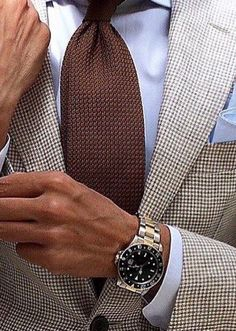 It fits perfectly to a KEPLER Accessory. Discover it! ->www.kepler-lake-constance.com #gentleman #Rolex #suit