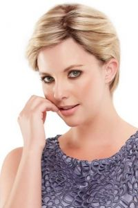 Ultra Natural Look Short Cut Lace Front Human Hair Wig