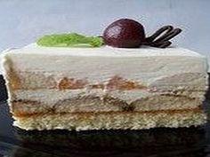 Cukrovi na Vanoce: Ovocný dort mražený