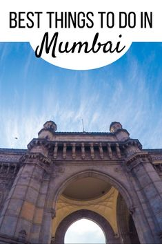 Visit Mumbai in 2 Days Travel Articles, Travel Info, Packing Tips For Travel, Budget Travel, Travel Guides, Cool Places To Visit, Places To Travel, Tokyo Japan Travel, India Travel Guide