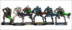 It's not all Boltgun Metal…   Wednesday, November 02   Whats New Today   Games Workshop   Necron Warrior