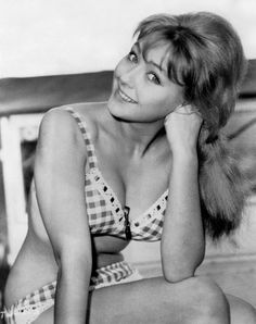 Christine Kaufmann in Town Without Pity (1961)