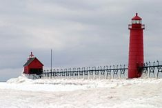 Location: Located in Grand Haven on the south side of the mouth of the Grand River, Michigan. Latitude: 43.05696 Longitude: -86.25598