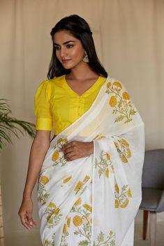 Blouse Designs High Neck, Saree Jacket Designs, Cotton Saree Blouse Designs, Fancy Blouse Designs, Designs For Dresses, Shagun Blouse Designs, Patiala, Churidar, Anarkali