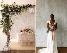 Photos courtesy of Martha Stewart Weddings
