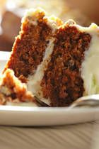 Gluten free carrot cake! (recipe)