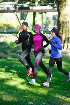 Odlo Dames/Heren collectie herfst/winter-Run2Day