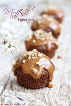 muffinki kajmakowe